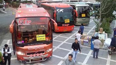 خرید اینترنتی بلیط اتوبوس VIP ترمینال جنوب