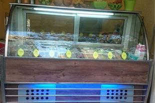 تاپینگ بستنی 18 لگنه