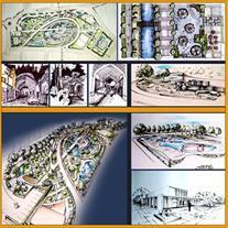 تدریس خصوصی اسکیس و راندوی معماری