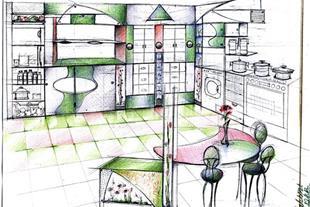 طراحی داخلی و نما و معماری ساختمان