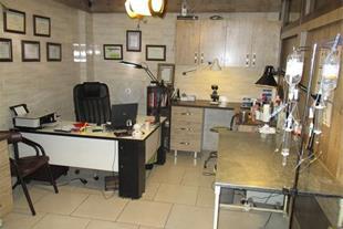 مرکز جراحی و کلینیک دامپزشکی در ستاری