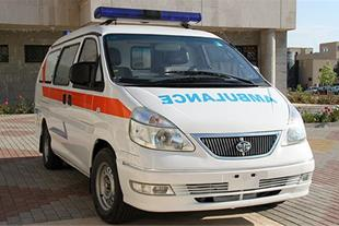 فروش آمبولانس - 1