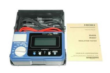 تستر عایق هیوکی INSULATION TESTER HIOKI IR4056-20 - 1