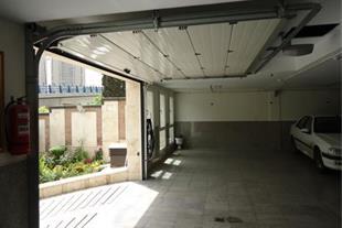 کرکره برقی و درب های زیر سقفی پارکینگی ( سکشنال )