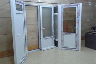 درب و پنجره دوجداره upvc استان خوزستان