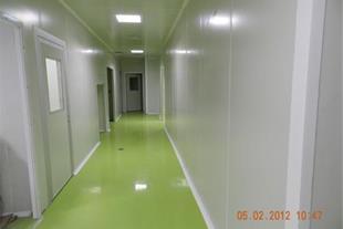 اجرای کلین روم (تجهیز اتاق تمیز ) - 1