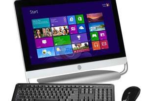 کامپیوتر بدون کیس اچ پی 23 اینچ - ALL In One HP 23