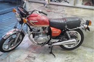 فروش موتور هوندا 125 اوراق