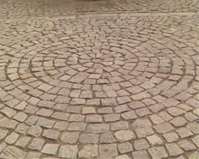 کوبیک ، سنگ کوبیک ، سنگ فرش کوبیک - 3
