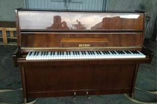 پیانو کارکرده آکوستیک پتروف و بلاروس