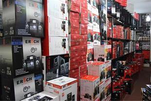 مرکز پخش لوازم جانبی کامپیوتر/لپ تاپ/رم و فلش