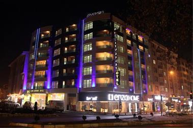 رزرو هتل در وان ترکیه - رزرو هتل در باکو - 1