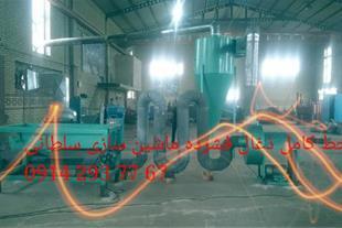 فروش دستگاه ذغال فشرده - 1