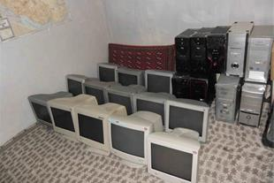 فروش تعدادی سیستم کامل آماده ddr2 به همراه مانیتور