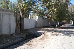 باغچه 1000  متری نزدیک میدان نماز شهریار کد 1056