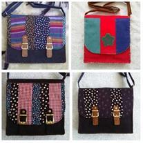 فروش انواع کیف های دست دوز