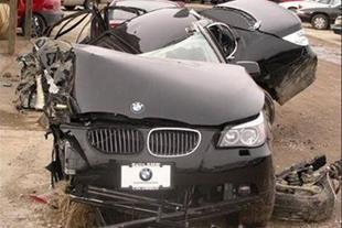 خریدار خودرو تصادفی