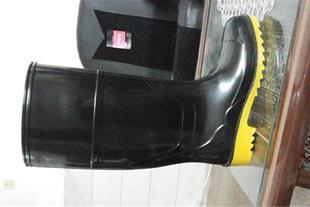 کفش و چکمه ایمنی سر پنجه فولادی
