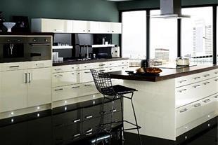 ساخت و طراحی کابینت و قفسه