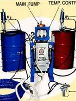 دستگاه تزریق فوم - 1