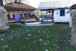 فروش خانه روستایی 1500 متری با محوطه سیاهکل گیلان