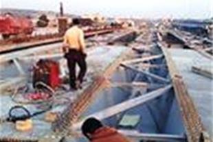 فروش متریال سقف عرشه فولادی