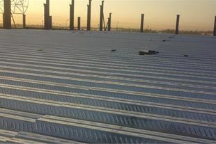 اجرای سقفهای عرشه فولادی