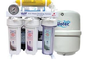 فروش ویژه انواع دستگاه تصفیه آب خانگی
