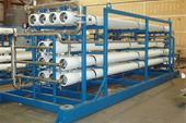 طراحی، نصب، و ساخت سیستم های تصفیه آب و پساب