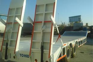 ساخت و طراحی انواع محصولات حمل و نقل سنگین و تریلر