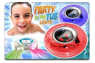 چراغ توپی رقص نور دار