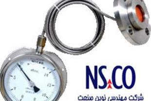انواع گیج و ترانسمیتر فشار کاپیلاری  Capillary