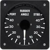 نمایشگر زاویه سکان Rudder Angle Indicator