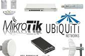 فروش تجهیزات وایرلس Mikrotik & Ubiquiti