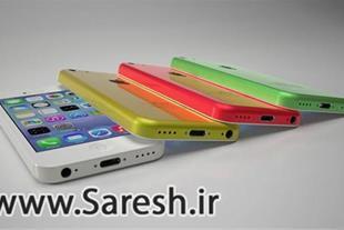 واردات گوشی موبایل Apple iPhone 5c