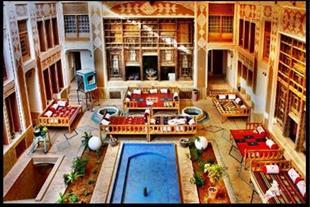 هتل آنتیک ملک التجار یزد