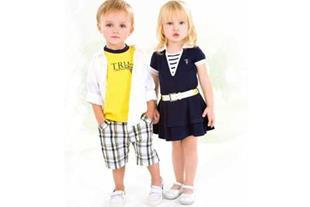 واردات لباس بچه - 1