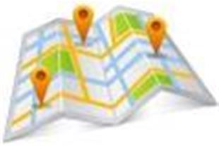 نرم افزار نقشه کدپستی تهران و 16 شهر کشور