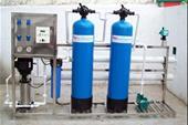 تصفیه آب کارخانجات مواد غذایی
