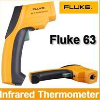 ترمومتر لیزری fluke 63