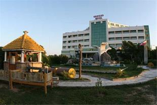 53% تخفیف هتل شایگان کیش