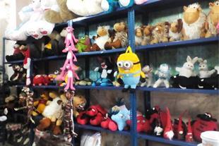 فروش عروسک پولیشی عمده و جزیی