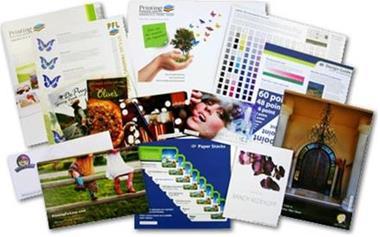 چاپ و طراحی بروشور ، بروشور چند لت و دیجیتال - 1