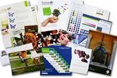 چاپ و طراحی بروشور ، بروشور چند لت و دیجیتال