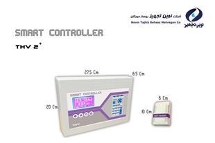 کنترل کننده هوشمند دما ،رطوبت و ولتاژ
