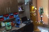 تعمیرات تخصصی و کالیبراسیون دوربین های نقشه برداری