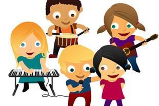 آموزش موسیقی کودک در مشهد - ارف Orff