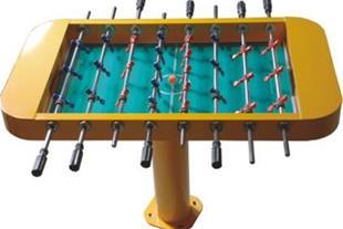 تولید فوتبال دستی فلزی فضای باز