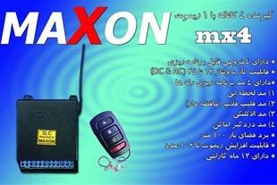 4 رله کد فیکس همراه با 1 ریموت MX4