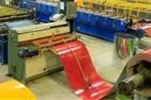 تولید عرشه فولادی ورق گالوانیزه